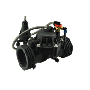 VALVE WITH HAND SWITCH