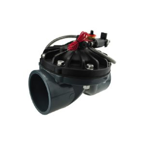 SOLENOID VALVE WITH HAND SWITCH